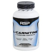RSP Nutrition L-Carnitine Tartrate, Capsules