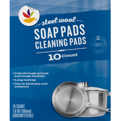 SB Soap Pads, Cleaning, Steel Wool