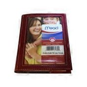 Mead Undated Weekly Photo Frame Pocket Planner
