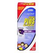 CareOne Children's Plus  Multi-Symptom Cold Grape Flavor Oral Suspension Acetaminophen