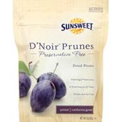 Sunsweet Prunes, D'Noir