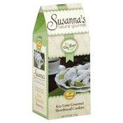 Susannas Cookies, Shortbread, Key Lime Gourmet
