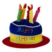 Beistle Happy Birthday Hat