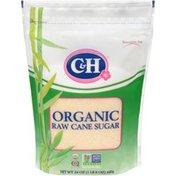 C&H Organic Raw Cane Sugar