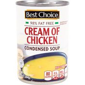 Best Choice Condensed Soup