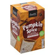 Essential Everyday Toaster Pastries, Frosted, Pumpkin Spice