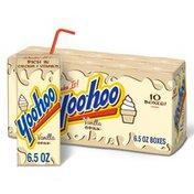 Yoo-hoo Vanilla Drink