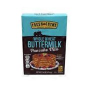 Fresh Thyme Whole Wheat Buttermilk Pancake Mix