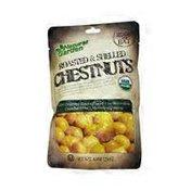 Natural Garden Organic Roasted & Shelled Chestnut Blend