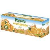 Tropicana Orangeade Flavored Juice Drink
