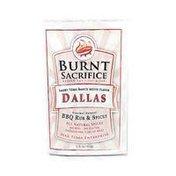 Burnt Sacrifice Dallas Bbq Rub & Spices