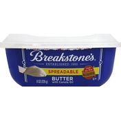 Breakstone's Butter, Spreadable, with Canola Oil