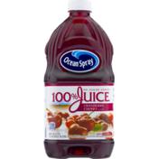 Ocean Spray Cranberry Cherry Flavor Juice