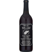 West-Whitehill West Whitehill Wine, Classic Currant, Bottle