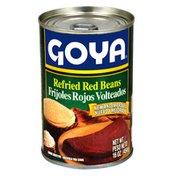 Goya Refried Red Beans