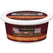 American Heritage Pumpkin Spice Cream Cheese Spread
