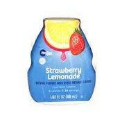 Meijer Strawberry Lemonade Liquid Water Enhancer