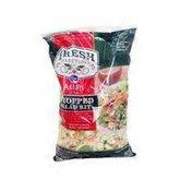 Kroger Fresh Selections Asian Chopped Salad Kit