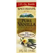 Spice Islands Vanilla Extract, Pure