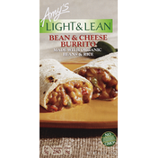 Amy's Kitchen Burrito, Bean & Cheese