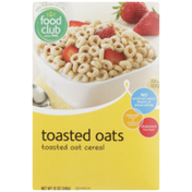 Food Club Toasted Oat Cereal