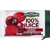 Old Orchard 100% Juice, Cranberry Raspberry