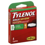 Lil Drug Store Sinus, Severe, for Adults, Day, Caplets