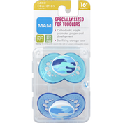 MAM Pacifiers, Camo Collection, 16+ Months