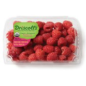 Driscoll's Organic Raspberries