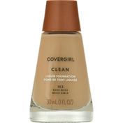 CoverGirl Liquid Foundation, Clean, Sand Beige 153