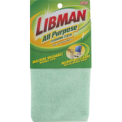 Libman Cleaning Cloth, All-Purpose