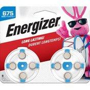 Energizer Batteries Size 675, Blue Tab