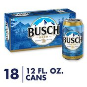 Busch Beer Cans
