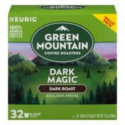 Green Mountain Coffee Dark Magic Coffee Dark Roast