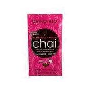 David Rio Flamingo Vanilla Decaffeinated Chai