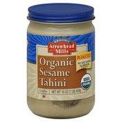 Arrowhead Mills Sesame Tahini, Organic, Roasted