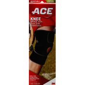 Ace Bakery Knee Brace, with Dural Side Stabilizers, Adjustable