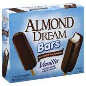 Almond Dream Frozen Dessert, Almond-Based, Vanilla, Bars