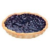 "SB 8"" No Sugar Added Blueberry Pie"