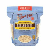 Bob's Red Mill Old Fashioned Rolled Oats, Gluten Free