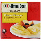 Jimmy Dean Three Cheese Omelet Cheddar, Monterey Jack & Swiss