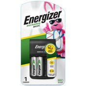 Energizer Basic Charger for NiMH able AA and AAA Batteries