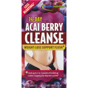 Applied Nutrition Acai Berry, 14-Day, Cleanse, Tablets