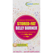 Applied Nutrition Stored-Fat Belly Burner - 48 CT