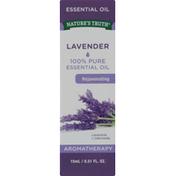 Nature's Truth Essential Oil, 100% Pure, Lavender