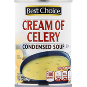 Best Choice Condensed Soup, Cream of Celery