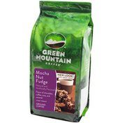 Green Mountain Coffee Flavored Mocha Nut Fudge Ground Coffee