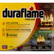 Duraflame 4.5lb Indoor/Outdoor Firelog - 9pk