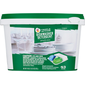 Ahold Detergent, Dishwasher, Triple Action, Advance Clean