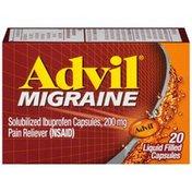 Advil Migraine Headache Relief, Migraine Headache Relief
